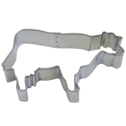 Cow Cookie Cutter LARGE