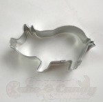 Pig Cookie Cutter - 3""