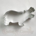 Hippopotamus Cookie Cutter