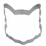 Cat Face Cookie Cutter THUMBNAIL