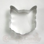 Cat Face Cookie Cutter