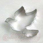 Dove (Flying) Cookie Cutter