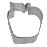 "Apple Cookie Cutter - 2-1/2"" THUMBNAIL"