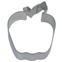 "Apple Cookie Cutter - 4"" LARGE"