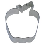 "Apple Cookie Cutter - 4"" THUMBNAIL"