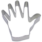 Hand Cookie Cutter - Left THUMBNAIL