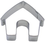 Dog House Cookie Cutter THUMBNAIL