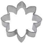 "Daisy Cookie Cutter - 3 1/2"" THUMBNAIL"