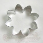 Daisy Cookie Cutter - 3 1/2""