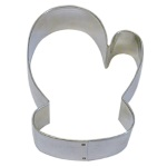 "Mitten Cookie Cutter - 5"" THUMBNAIL"