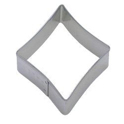 Diamond Cookie Cutter LARGE
