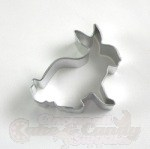 Bunny (Sitting) Cookie Cutter - 2""