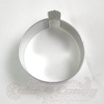 Christmas Ornament Cookie Cutter - Round