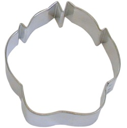 Dog Paw Cookie Cutter LARGE