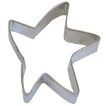 Star/Starfish (Folk Art) Cookie Cutter_THUMBNAIL