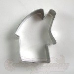 House Cookie Cutter - Folk Art THUMBNAIL