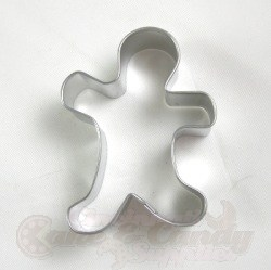 Gingerbread Boy (Folk Art) Cookie Cutter
