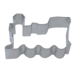 "Train - Locomotive Cookie Cutter - 3"" THUMBNAIL"
