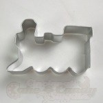 Train - Locomotive Cookie Cutter - 3""