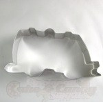 Train - Tank Car Cookie Cutter