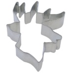 Deer Head Cookie Cutter_THUMBNAIL