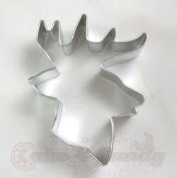 Deer Head Cookie Cutter