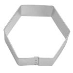 Hexagon Cookie Cutter THUMBNAIL