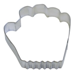 Baseball Glove Cookie Cutter LARGE