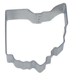 Ohio Cookie Cutter LARGE
