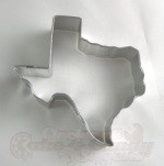 Texas Cookie Cutter - 3-1/2""