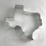 Texas Cookie Cutter - 5""