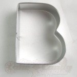 "Letter ""B"" Cookie Cutter"