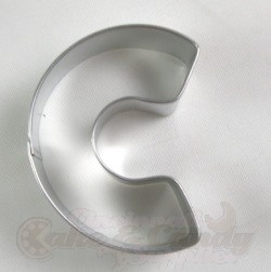 "Letter ""C"" Cookie Cutter"