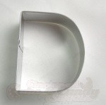"Letter ""D"" Cookie Cutter_THUMBNAIL"