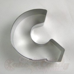"Letter ""G"" Cookie Cutter"