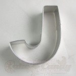 "Letter ""J"" Cookie Cutter_THUMBNAIL"