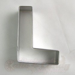 "Letter ""L"" Cookie Cutter_LARGE"