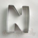 "Letter ""N"" Cookie Cutter_THUMBNAIL"