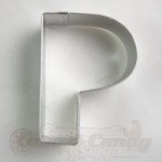 "Letter ""P"" Cookie Cutter"