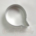 "Letter ""Q"" Cookie Cutter"