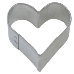 Heart Cookie Cutter - Mini