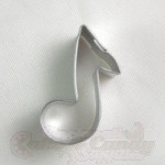 Music Note Cookie Cutter - Mini