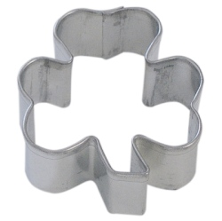 Shamrock Cookie Cutter - Mini