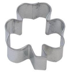Shamrock Cookie Cutter - Mini LARGE