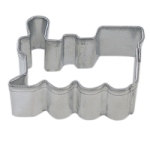 Train - Locomotive Cookie Cutter - Mini