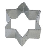 Star of David Cookie Cutter - Mini THUMBNAIL
