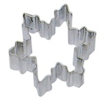 Snowflake Cookie Cutter - Mini THUMBNAIL