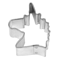 Unicorn Head Cookie Cutter - Mini