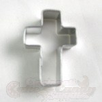 Cross Cookie Cutter - Mini