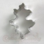 Oak Leaf Cookie Cutter - Mini